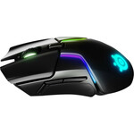 SteelSeries Rival 650 Mouse - TrueMove3plus - Wireless - 7 Buttons - Black