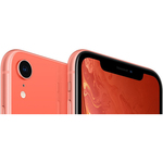 Apple iPhone XR A2105 128 GB Smartphone - 15.5 cm 6.1And#34; - 3 GB RAM - iOS 12 - 4G - Coral