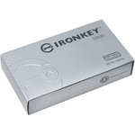 Kingston IronKey D300 D300S 32 GB USB 3.1 Flash Drive