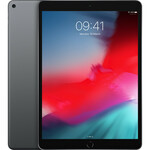 Apple iPad Air 3rd Generation Tablet - 26.7 cm 10.5And#34; - 256 GB Storage - iOS 12 - Space Gray - Apple A12 Bionic SoC - 7 Megapixel Front Camera - 8 Megapixel Rear