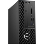 Dell Precision 3000 3431 Workstation - Core i5 i5-9500 - 8 GB RAM - 256 GB SSD - Small Form Factor - Windows 10 Pro 64-bitIntel UHD Graphics 630 - DVD-Writer - Seria