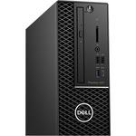 Dell Precision 3000 3431 Workstation - Core i7 i7-8700 - 8 GB RAM - 256 GB SSD - Small Form Factor - Windows 10 Pro 64-bitNVIDIA Quadro P620 2 GB Graphics - DVD-Writ