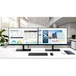 Samsung F27T850QWU 27And#34; WQHD LCD Monitor - 16:9 - Matte Black