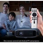BenQ TK850I DLP Projector - 1920 x 1080 - FrontFull HD - 30,000:1 - 3000 lm