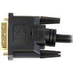 StarTech.com 1m HDMIAndamp;reg; to DVI-D Cable - M/M - 1 x HDMI Male Digital Audio/Video