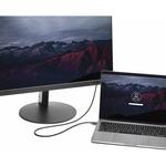 StarTech.com 1m USB-C to DisplayPort Adapter Cable - USB Type-C to DisplayPort Converter for MacBook ChromeBook Pixel