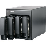 QNAP Turbo NAS TS-451plus 4 x Total Bays SAN/NAS Storage System - Tower - Intel Celeron Quad-core