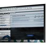 Samsung S24F352FHU 23.5And#34; Full HD LED LCD Monitor - 16:9 - Bright Black