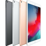 Apple iPad Air 3rd Generation Tablet - 26.7 cm 10.5And#34; - 64 GB Storage - iOS 12 - Silver - Apple A12 Bionic SoC - 7 Megapixel Front Camera - 8 Megapixel Rear Camer