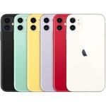 Apple iPhone 11 A2221 128 GB Smartphone - 15.5 cm 6.1And#34; HD - 4 GB RAM - iOS 13 - 4G - White