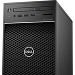 Dell Precision 3000 3630 Workstation - Core i7 i7-9700K - 32 GB RAM - 512 GB SSD - Mini-tower - Black - Windows 10 Pro 64-bitIntel UHD Graphics 630 - DVD-Writer - Se
