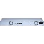 QNAP Drive Enclosure SATA/600 - 1U Rack-mountable - 4 x HDD Supported