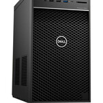 Dell Precision 3000 3630 Workstation - Core i5 i5-8500 - 8 GB RAM - 256 GB SSD - Tower - Windows 10 Pro 64-bitNVIDIA Quadro P620 2 GB Graphics - DVD-Writer - Serial