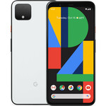 Google Pixel 4 128 GB Smartphone - 14.5 cm 5.7And#34; Full HD Plus - 6 GB RAM - Android 10 - 4G - Clearly White