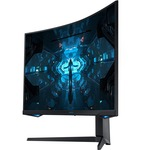 Samsung Odyssey G7 C32G75TQSU 31.5And#34; 240HZ 1MS Curved Gaming Monitor
