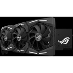 Asus ROG Strix ROG-STRIX-RTX2060-O6G-EVO-GAMING GeForce RTX 2060 Graphic Card - 6 GB GDDR6 - 1.37 GHz Core - 192 bit Bus Width - DisplayPort - HDMI