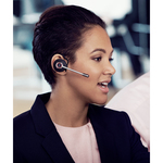 Jabra Engage 75 Convertible Wireless Over-the-head, Over-the-ear, Behind-the-neck Mono Headset - Monaural - 10000 cm - Bluetooth/DECT - 40 Hz to 16 kHz - Uni-directi