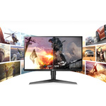 LG UltraGear 27GL650F-B 27And#34; Full HD WLED 144Hz Gaming LCD Monitor - 16:9 - Black