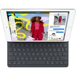 Apple iPad 7th Generation Tablet - 25.9 cm 10.2And#34; - 32 GB Storage - iPad OS - 4G - Silver - Apple A10 Fusion SoC - 1.2 Megapixel Front Camera - 8 Megapixel Rear C