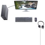 Dell Vostro 3000 3471 Desktop Computer - Core i5 i5-9400 - 8 GB RAM - 256 GB SSD - Small Form Factor - Black