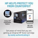 HP 652A Toner Cartridge - Black
