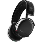 SteelSeries Arctis 7 Wired/Wireless Over-the-head Stereo Headset - Black
