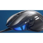 Corsair NIGHTSWORD Gaming Mouse - USB 2.0 Type A - Optical - Cable - 18000 dpi
