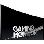 Samsung C32JG56QQU 31.5And#34; WQHD Curved Screen Gaming LCD Monitor 144Hz  - 16:9 - Dark Silver, Black