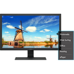 BenQ GL2480E 24And#34; Full HD LED LCD Monitor - 16:9 - Black