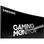 Samsung C32JG50FQU 32And#34; WQHD Curved Screen LCD Monitor