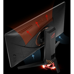 ASUS ROG Swift PG258Q 24.5And#34; LED Monitor 16:9 - 1ms - 240Hz Refresh Rate
