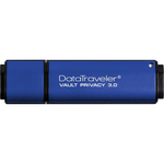 Kingston DataTraveler Vault 32 GB USB 3.0 Flash Drive