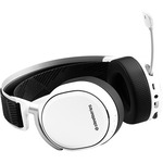 SteelSeries Arctis Pro Wired/Wireless Bluetooth 40 mm Stereo Gaming Headset  - White