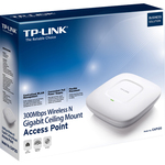 TP-LINK Auranet EAP115 IEEE 802.11n 300 Mbit/s Wireless Access Point