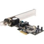 StarTech.com 1 Port PCI Express 10/100 Ethernet Network Interface Adapter Card - 1 Port - 10/100Base-TX - Internal