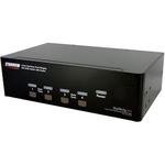 StarTech.com SV431DD2DUA KVM Switch