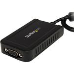 StarTech.com USB to VGA External Video Card Multi Monitor Adapter - 32MB DDR SDRAM - USB