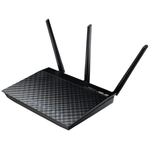 ASUS DSL-N55U 600Mbps Wireless-N Dual Band Gigabit ADSL2plus Modem Router