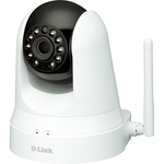 D-Link DCS-5020L Network Camera - Colour - 640 x 480 - CMOS - Cable, Wireless - Wi-Fi - Fast Ethernet