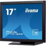 iiyama ProLite T1731SAW-B5 43.2 cm 17And#34; LCD Touchscreen Monitor - 5:4 - 5 ms