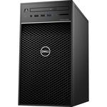 Dell Precision 3000 3630 Workstation - Xeon E-2274G - 16 GB RAM - 512 GB SSD - Mini-tower - Black - Windows 10 Pro 64-bitIntel UHD Graphics 630 - DVD-Writer - Serial