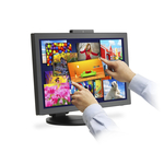 NEC Display MultiSync E232WMT 58.4 cm 23And#34; LED LCD Touchscreen Monitor - 16:9 - 5 ms