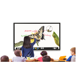 BenQ Education RP653 65And#34; LED LCD Touchscreen Monitor - 16:9 - 6 ms