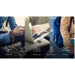 Samsung BAR Plus 256 GB USB 3.1 Type A Flash Drive - Titanium Grey