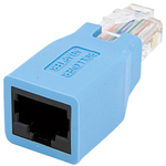 StarTech.com Cisco Console Rollover Adapter for RJ45 Ethernet Cable M/F - 1 x RJ-45 Female Network