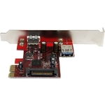 StarTech.com 2 port PCI Express SuperSpeed USB 3.0 Card with UASP Support