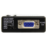 StarTech.com Composite and S-Video to VGA Video Scan Converter - Functions: Signal Conversion