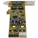StarTech.com Dual Port PCI Express Gigabit Ethernet PCIe Network Card Adapter
