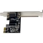 StarTech.com 1 Port PCI Express PCIe Gigabit Network Server Adapter NIC Card - Dual Profile