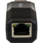 StarTech.com USB 3.0 to Gigabit Ethernet NIC Network Adapter - 10/100/1000 Mbps - 1 x RJ-45 - Twisted Pair